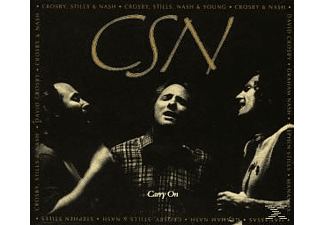 Graham Nash, Crosby, Stills & Nash - Carry On/Remasters - (CD)