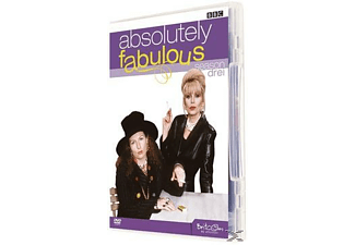 ABSOLUTELY FABULOUS - SEASON 3 - (DVD)