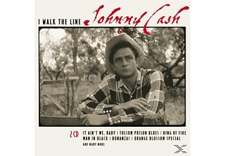 Johnny Cash - I Walk The Line [CD]