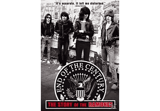 The Ramones - END OF THE CENTURY [DVD]