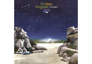 Yes - Tales From Topographic Oceans - (CD)