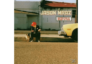 Jason Mraz - Waiting For My Rocket To Come [CD]