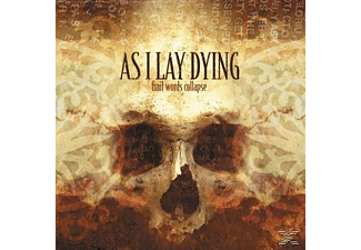 As I Lay Dying - FRAIL WORDS COLLAPSE [CD]