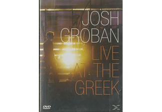 Josh Groban - LIVE AT THE GREEK - (DVD)
