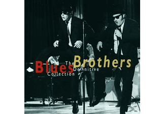 The Blues Brothers - THE DEFINITIVE COLLECTION [CD]