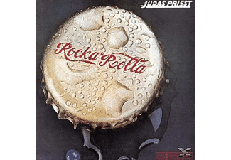 Judas Priest - Rocka Rolla - (CD)