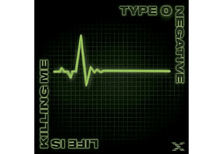 Type 0 Negative - Life Is Killing Me [CD]