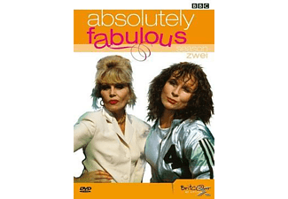 ABSOLUTELY FABULOUS 2.SEASON [DVD]