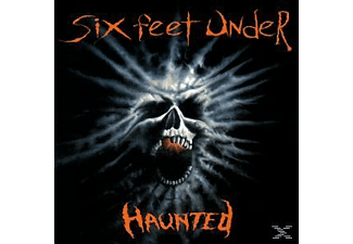 Six Feet Under - HAUNTED - (CD)