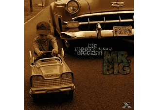 MR.BIG - Big, Bigger, Biggest! The Best [CD]