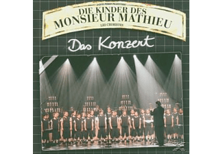 Kinder Des Monsieur Mathieu - Das Konzert [CD]