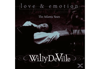 Willy Deville - Love And Emotion - (CD)