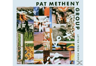 Pat Metheny, Pat Metheny Group - Letter From Home [CD]