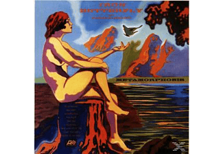Iron Butterfly - Metamorphosis [CD]