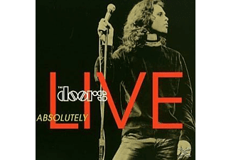 The Doors - Absolutely Live!! - (CD)