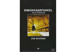 Simon & Garfunkel - OLD FRIENDS-LIVE ON STAGE [DVD]