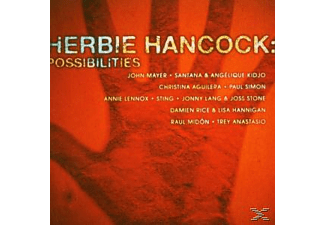 Herbie Hancock - Possibilities [CD]