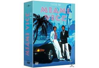 Miami Vice - Staffel 1 [DVD]