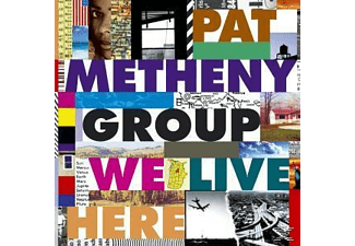 Pat Metheny - We Live Here [CD]