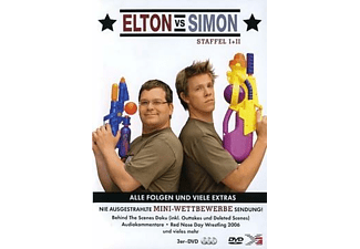 Elton vs. Simon - Staffel I + II - (DVD)