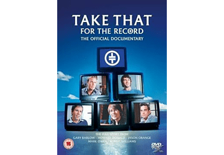 - Take That - For the Record - (DVD)
