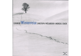 Andreas Staier - WINTERREISE [CD]