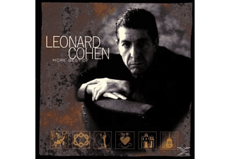 Leonard Cohen - MORE BEST OF [CD]