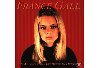 France Gall - Beste In Deutsch, Das (En Allemand) - (CD)