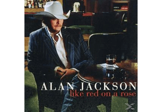 Alan Jackson - Like Red On A Rose [CD]