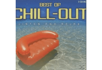 VARIOUS - Best Of Chill-Out - Listen And Relax (Cd1) [CD]