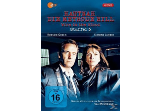 Hautnah - Die Methode Hill - Staffel 5 [DVD]