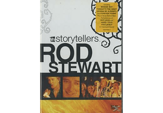 Rod Stewart - VH1 STORYTELLERS [DVD + Video Album]