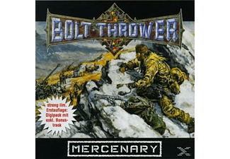 Bolt Thrower - Mercenary [CD]