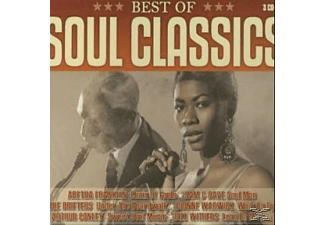 VARIOUS - Best Of - Soul Classics - (CD)