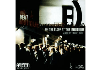 VARIOUS - On The Floor At The Boutique - (CD)