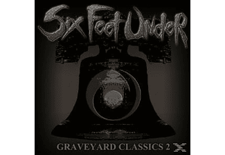 Six Feet Under - GRAVEYARD CLASSICS 2 - (CD)