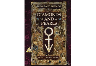 Prince, Prince & The New Power Generation - Diamonds & Pearls [DVD]