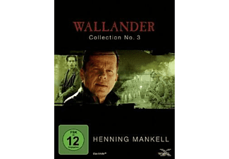 Wallander - Collection No. 3 [DVD]