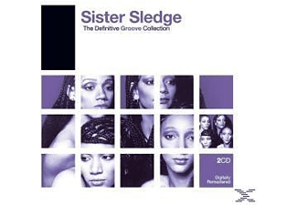 Sister Sledge - The Definitive Groove Collection [CD]