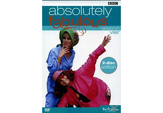 ABSOLUTELY FABULOUS - SEASON 4 - (DVD)