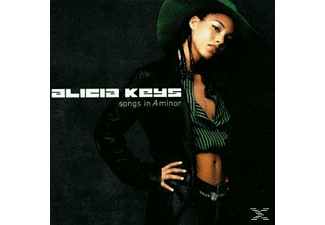Alicia Keys - Songs In A Minor [CD]