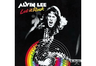 Alvin Lee - Let It Rock [CD]