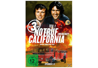Notruf California - Staffel 3.1 [DVD]