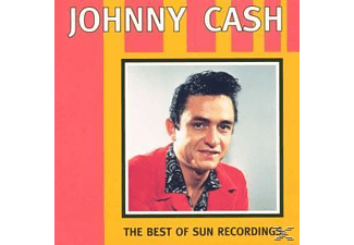 Johnny Cash - The Best Of Sun Recordings [CD]