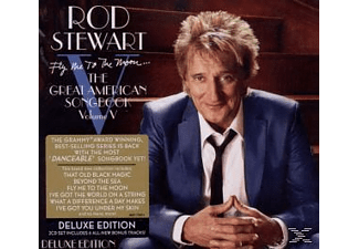 Rod Stewart - Fly Me To The Moon...The Great American Songbook V [CD]
