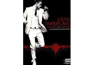 Justin Timberlake - FutureSex - The LoveShow from Madison Square Garden - (DVD)