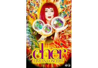 Cher - LIVE in Concert (Greatest Hits) [DVD]