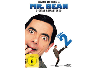 Mr. Bean - Staffel 2 - (DVD)