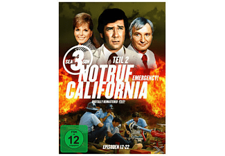 Notruf California - Staffel 3.2 [DVD]