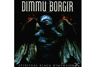 Dimmu Borgir - Spiritual Black Dimensions [CD]